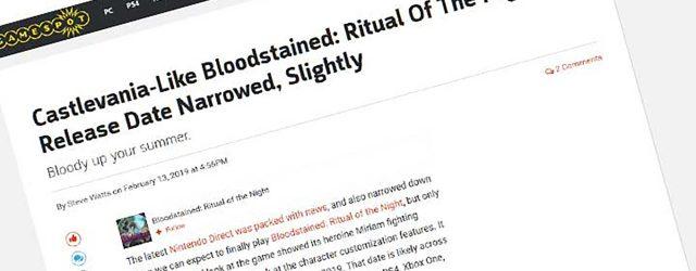 Gamespot featured article.