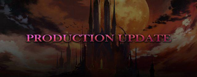 Production Update – September 2021